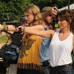 Taylor Swift & Shania Twain Shoot The Homeless