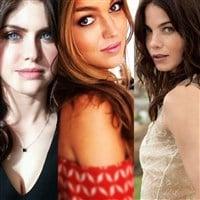 "Alexandra Daddario vs. Lili Simmons vs. Michelle Monaghan: ""True Detective"" Ass Battle"