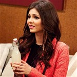 Victoria Justice With A Bottle Of Semen