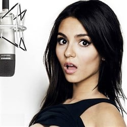 Victoria Justice Naked For Her 'Butt Plug' Album Cover