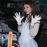 Victoria Justice Visits A Sex Toy Factory