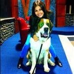 Victoria Justice Caught Abusing A Dog
