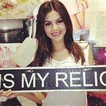 Victoria Justice Admits She Is Jewish