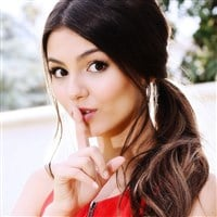 Victoria Justice Caught Watching Lesbian Porn
