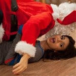 Victoria Justice Caught Having Sex With Santa