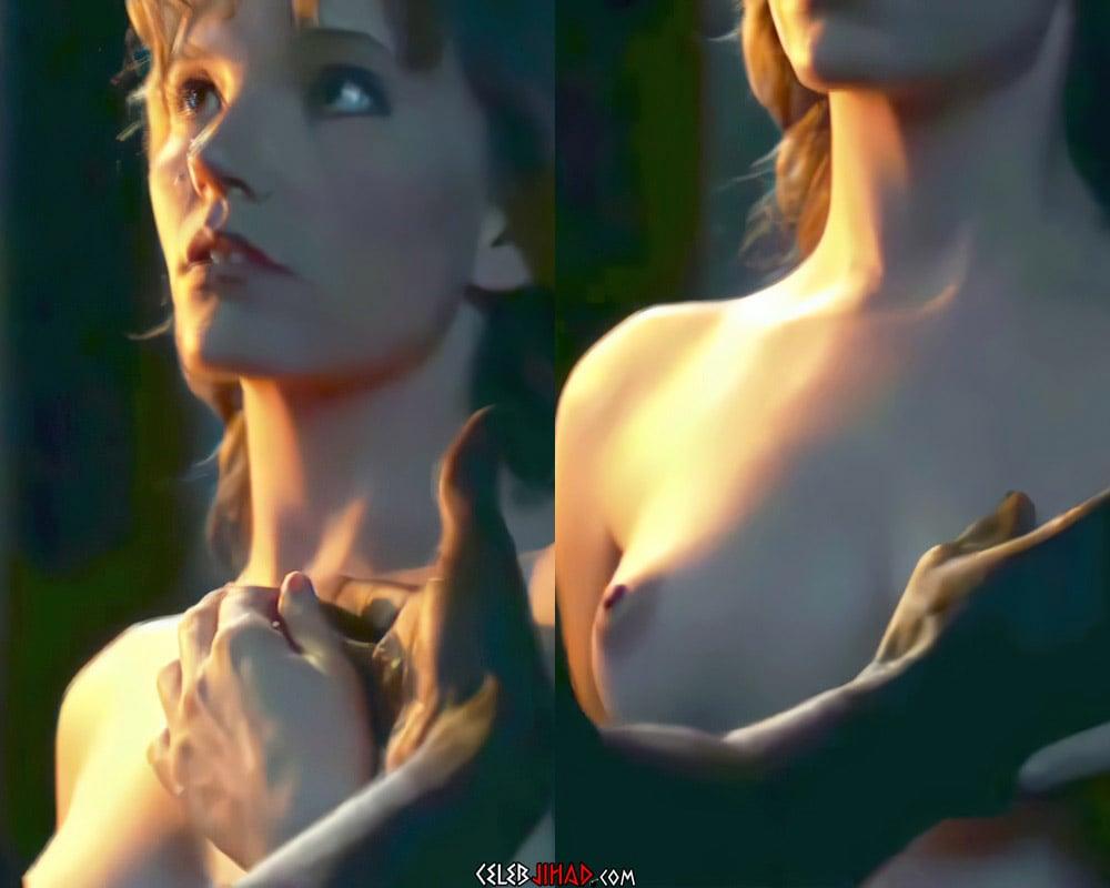 "Tamzin Merchant Nude Sex Scene From ""Carnival Row"" Enhanced"