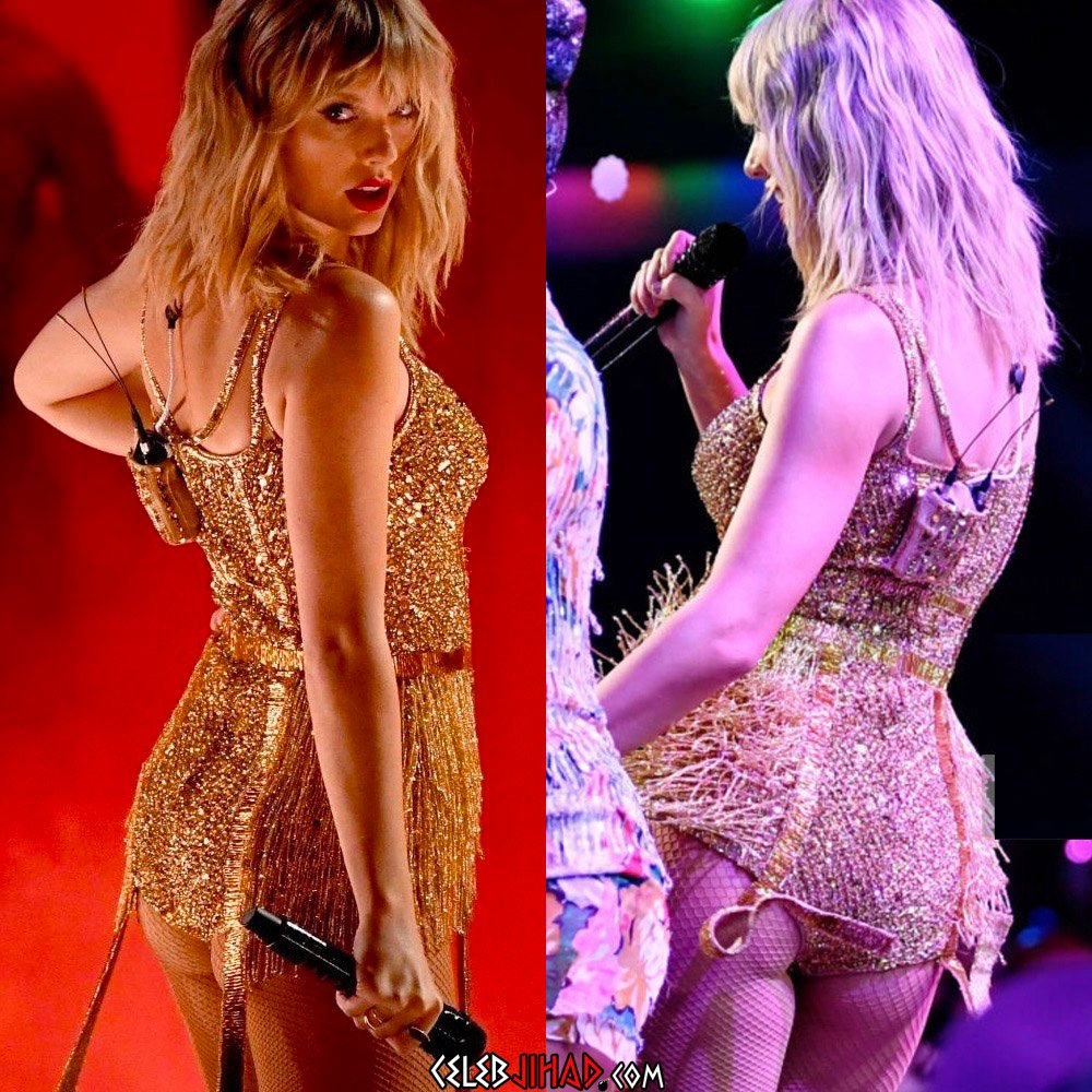 Taylor Swift Naked Butt Cheeks And Sex Celebration