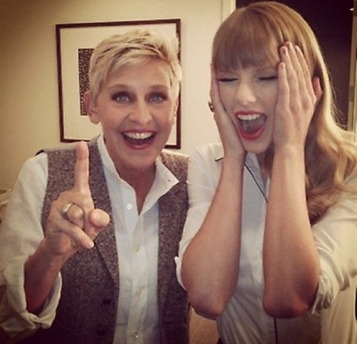 Ellen Taylor Swift
