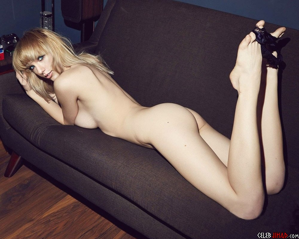 Fappening the taylor nackt swift Taylor Swift