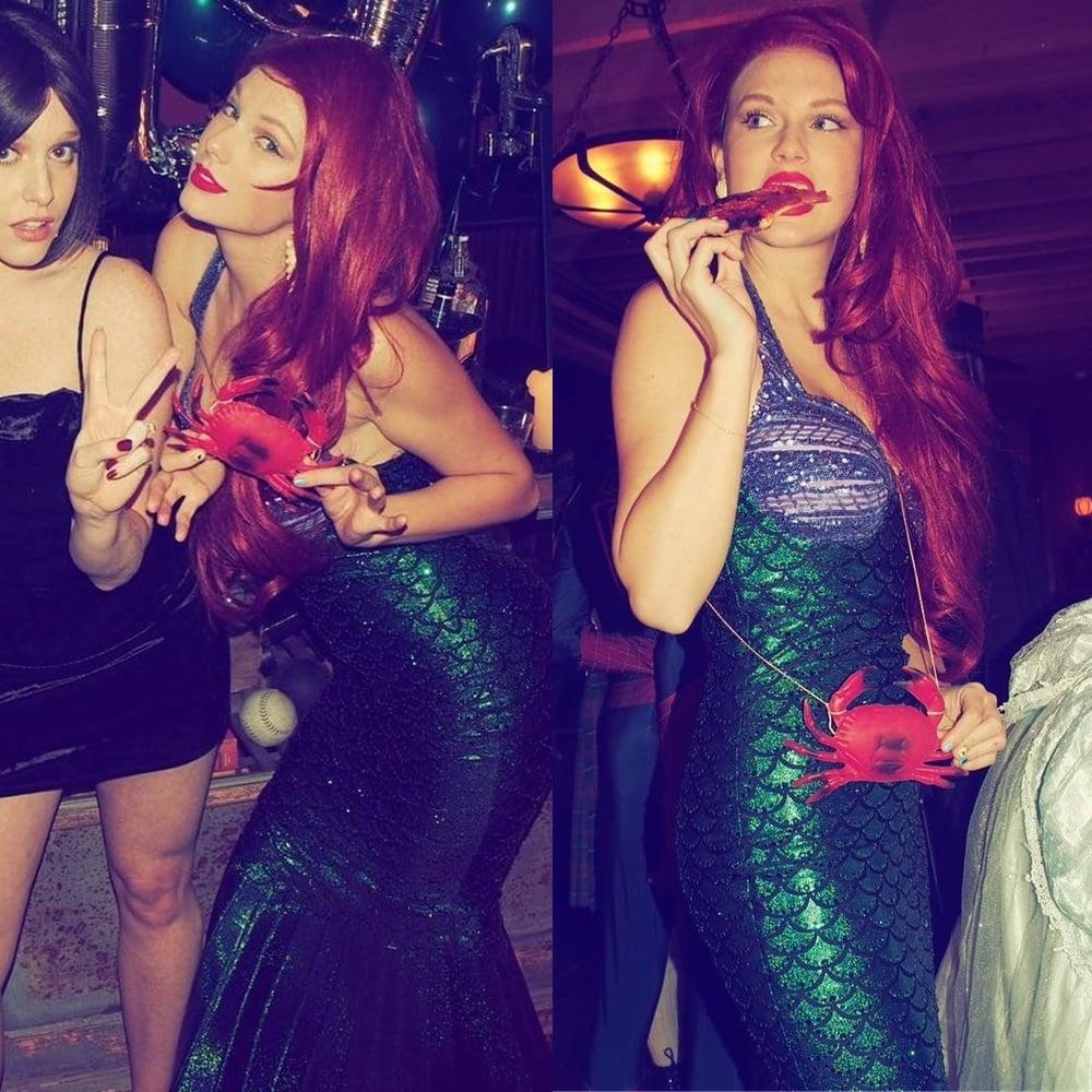 Taylor Swift mermaid