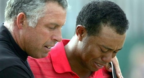 Tiger Woods gay
