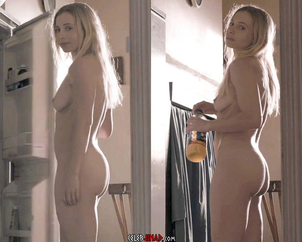 "Trix Vivier Nude Scene From ""Trackers"""
