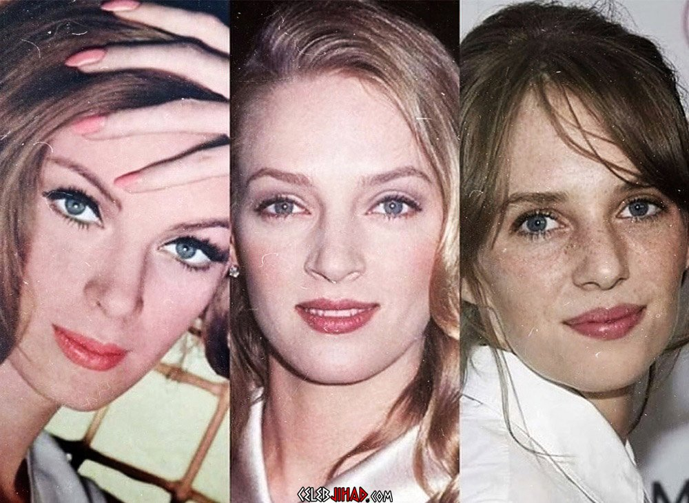 Uma Thurman Nude Debut At 18-Years-Old Remastered And Enhanced