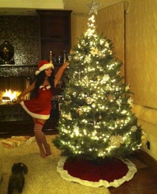 Vanessa Hudgens Christmas