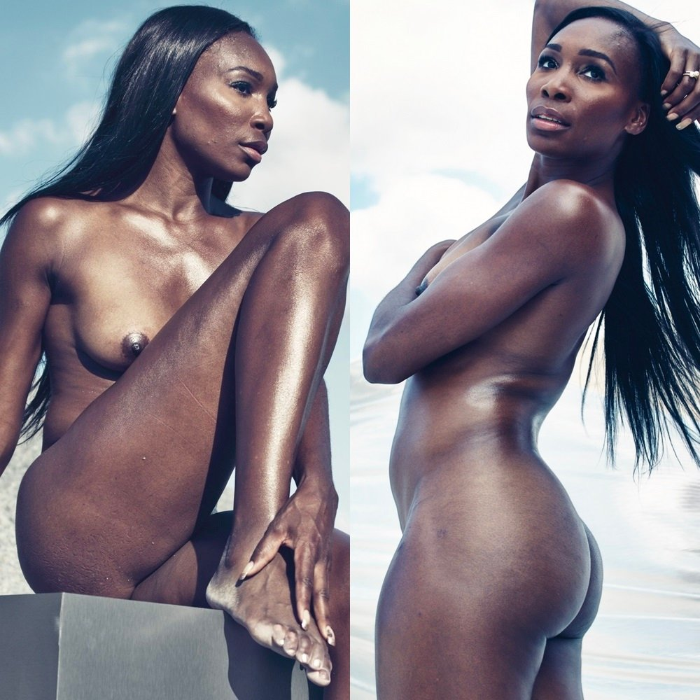 Nude Naked Serena Williams Images