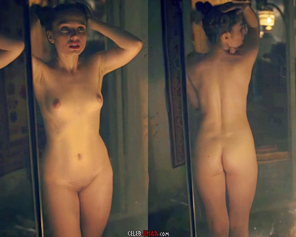 "Veronika Moxireva Full Frontal Nude Scene From ""Topi"""