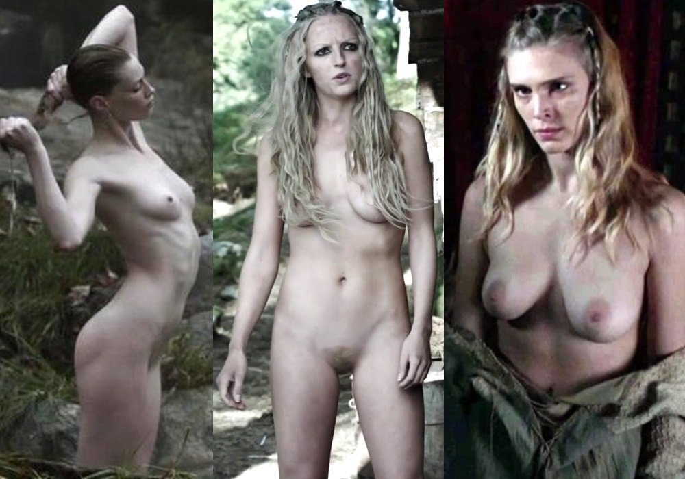 Opinion Vikings tv show nude scene remarkable, this