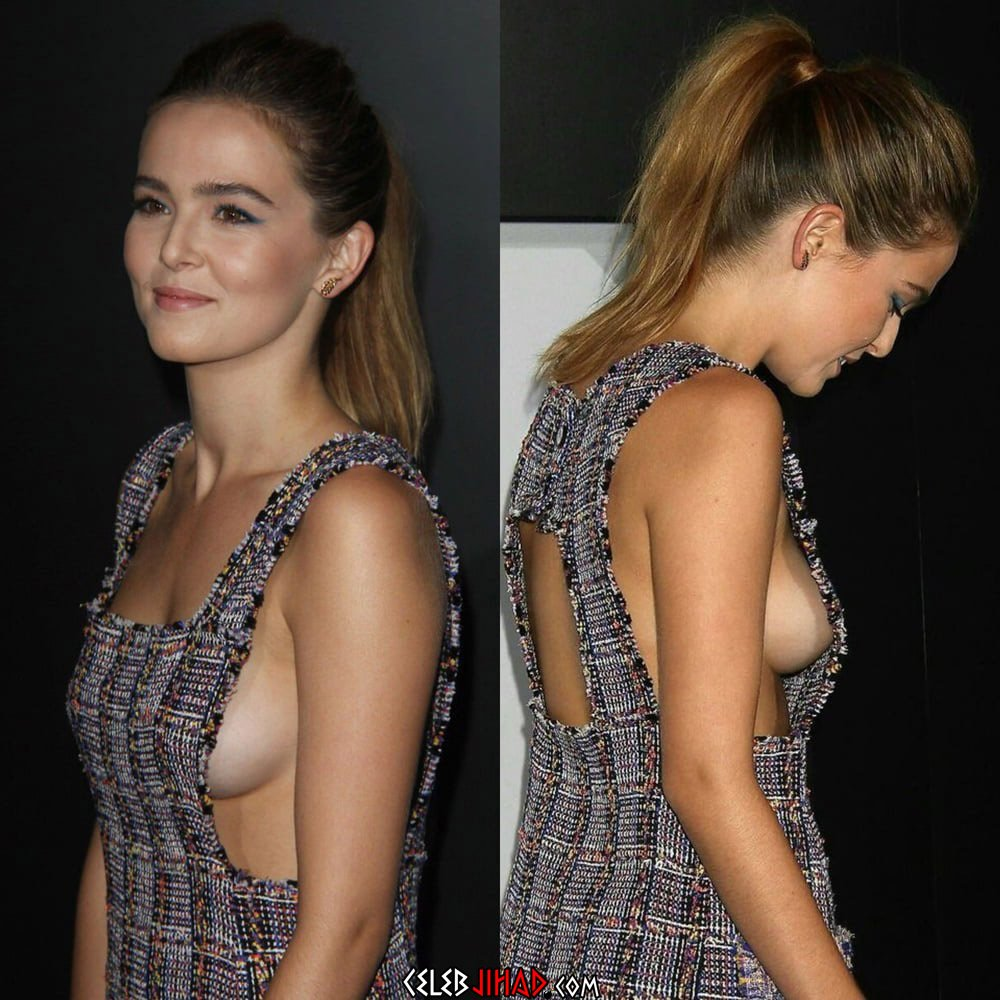 Zoey Deutchs Boobs Are Out Of Control-2042