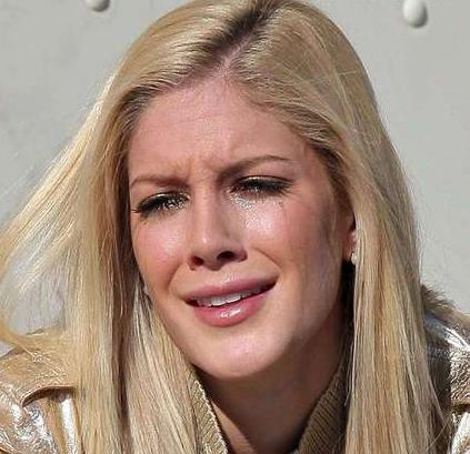 Heidi Montag sex face
