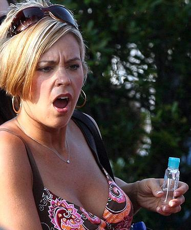Kate Gosselin sex face