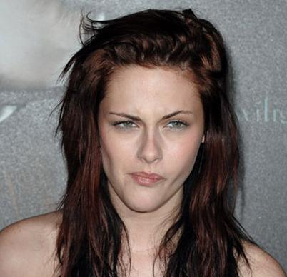 Kristen Stewart sex face