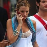 Blake Lively Airs Out Her Nipple