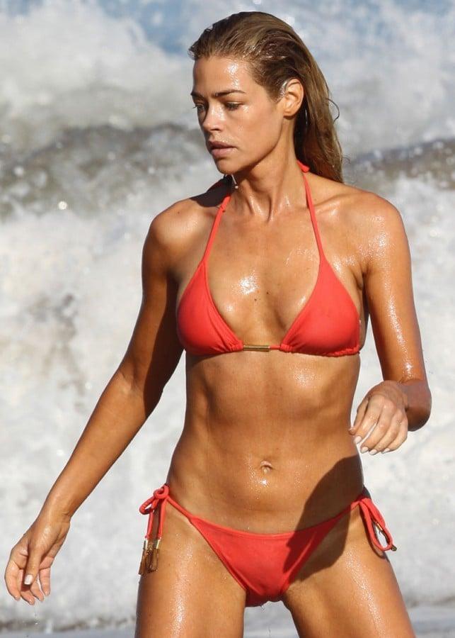 richards bikini pics Denise