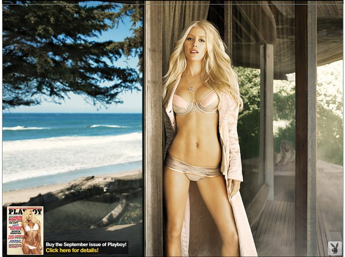 Heidi Montags Playboy Pictures