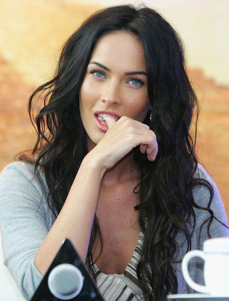 Megan Fox Sucks Thumb And Talks About Angelina