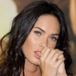 Megan Fox Sucks Thumb And Talks About Angelina