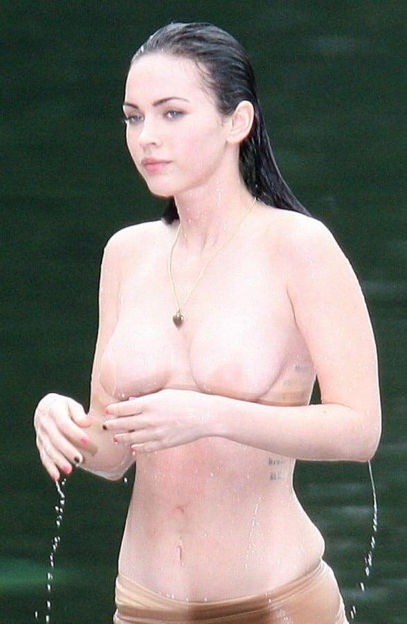 tits Megan fox naked
