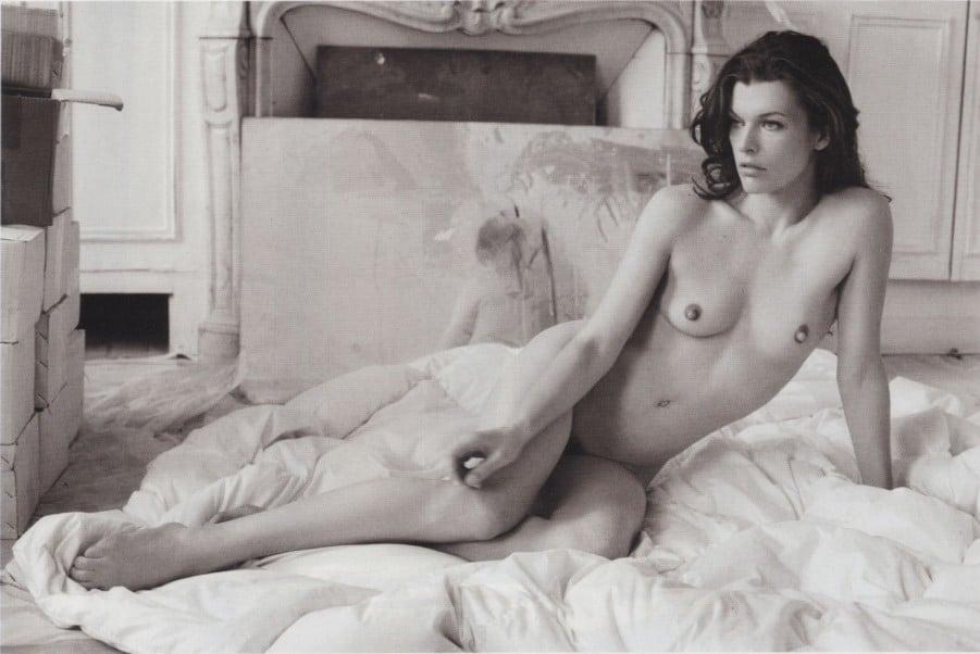 Any marriage mila jojovich nude