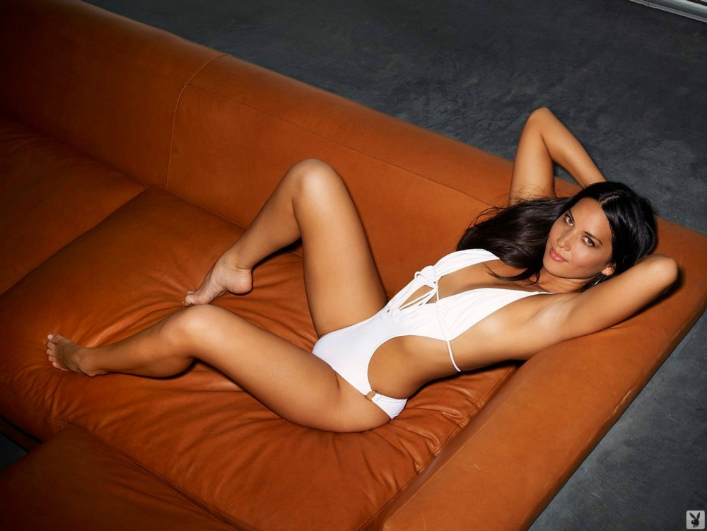 G4S Olivia Munns Playboy Pictures