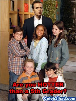 hotter 5th grader