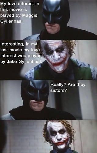 Dark Knight Behind The Scenes Exclusive