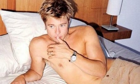 Brad Pitt naked - This is how to look
