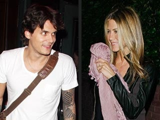 John Mayer Desperate To Win Aniston Back