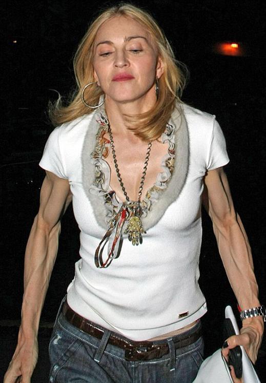 Madonna Looks Fantastic