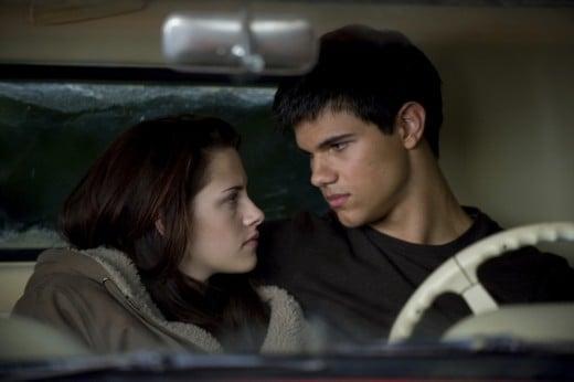 Exclusive Twilight New Moon Photos