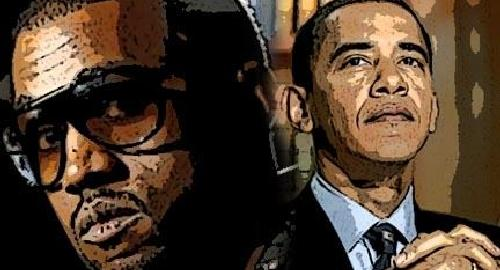 Obama Kanye West