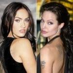 Megan Fox vs Angelina Jolie