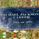Michael Jackson Buried Beside His Dead Career