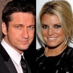 Jessica Simpson and Gerard Butler Hookup