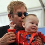 Elton John is too old and gay to adopt an AIDS baby