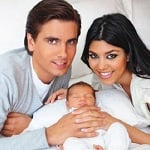 Kourtney Kardashian's Bastard Baby Photos