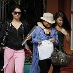 Vanessa Hudgens Attacks an Elderly Woman