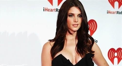 Ashley Green breast implants