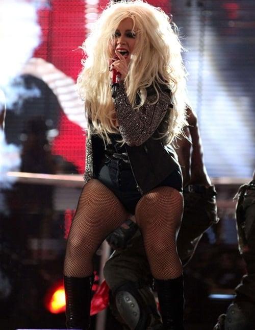 Christina Aguilera snooki