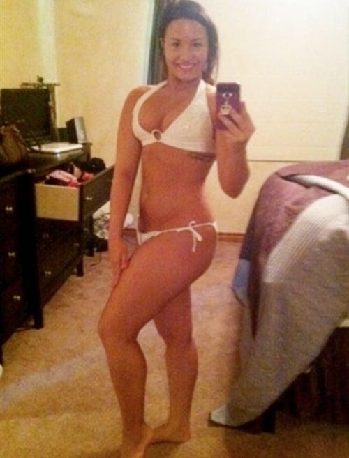 Demi Lovato bikini