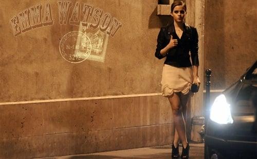 Emma Watson Begins Life After 'Harry Potter' As A Hooker